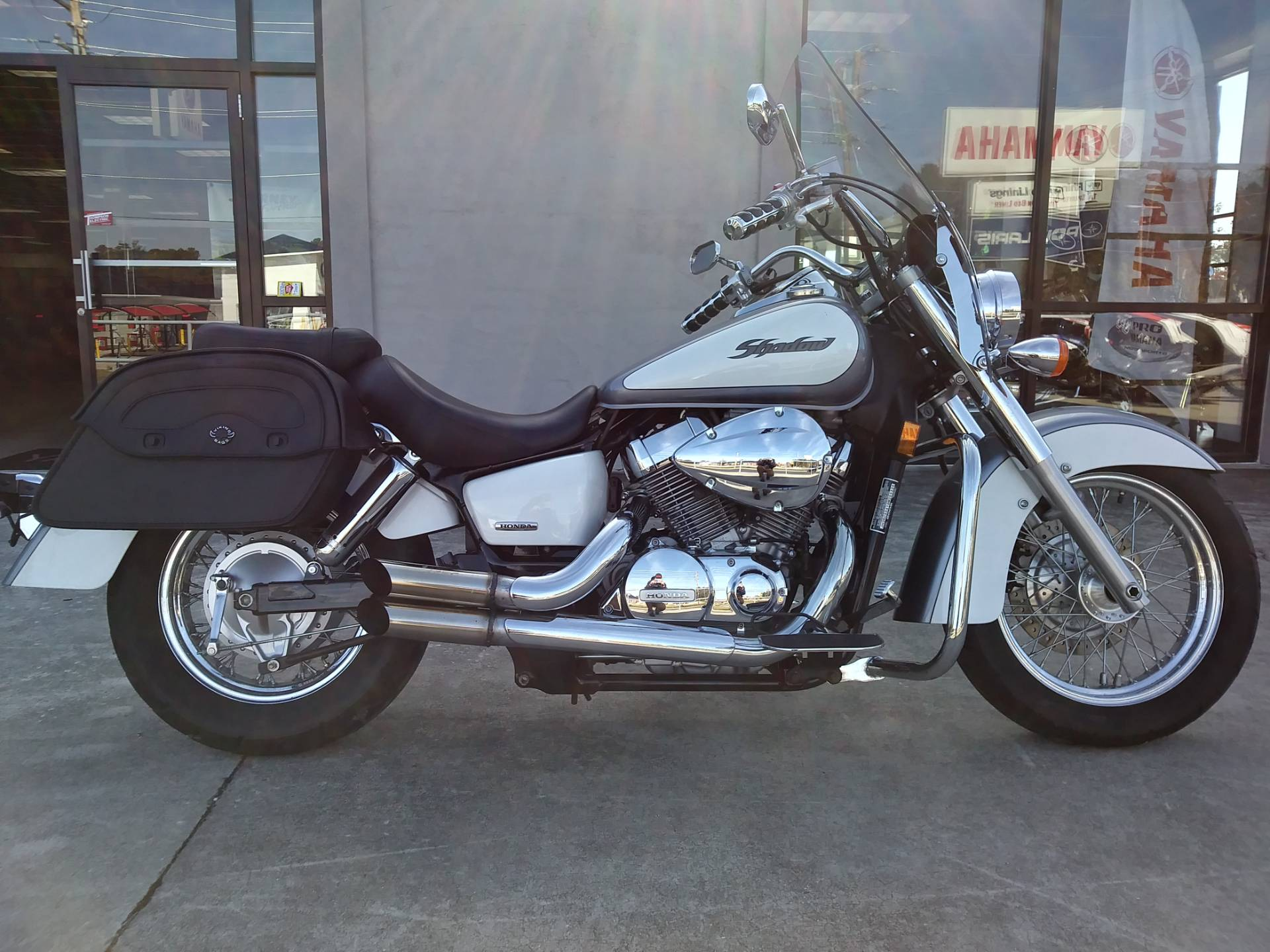 2006 Honda Shadow Aero® in Lumberton, North Carolina - Photo 3