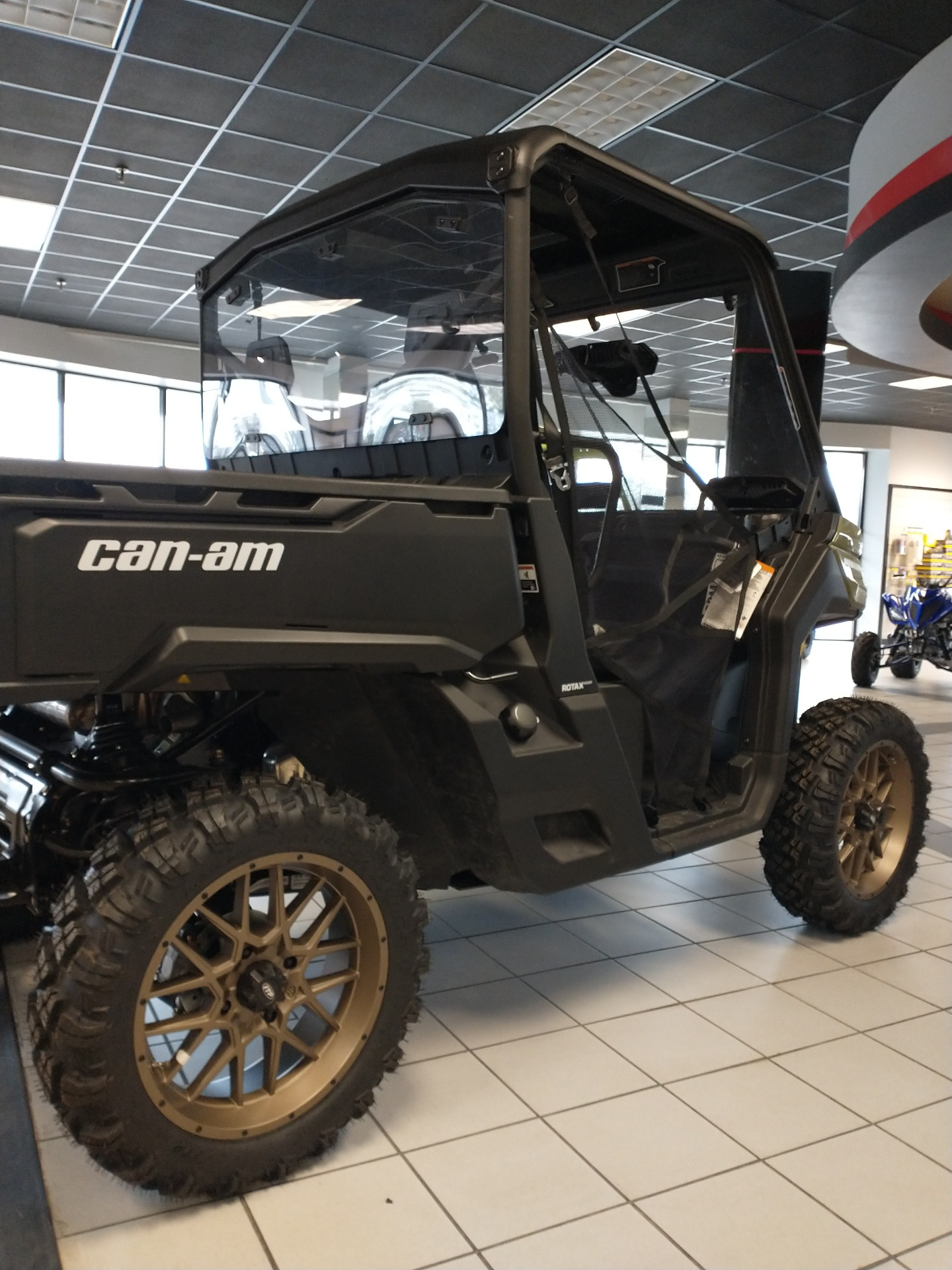 2021 Can-Am Defender DPS HD10 in Lumberton, North Carolina - Photo 3