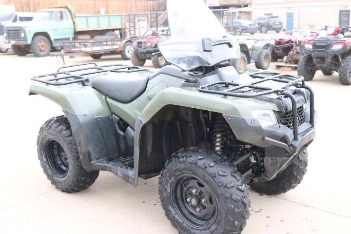 2014 Honda FourTrax® Rancher® 4x4 DCT EPS in Pierre, South Dakota - Photo 1
