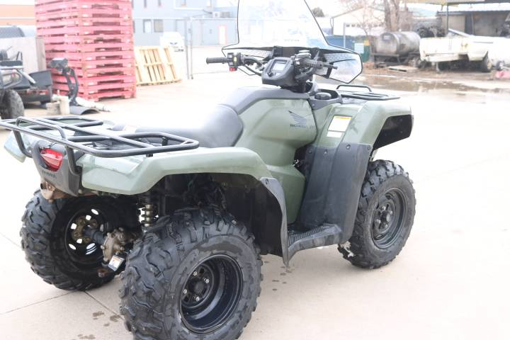 2014 Honda FourTrax® Rancher® 4x4 DCT EPS in Pierre, South Dakota - Photo 2