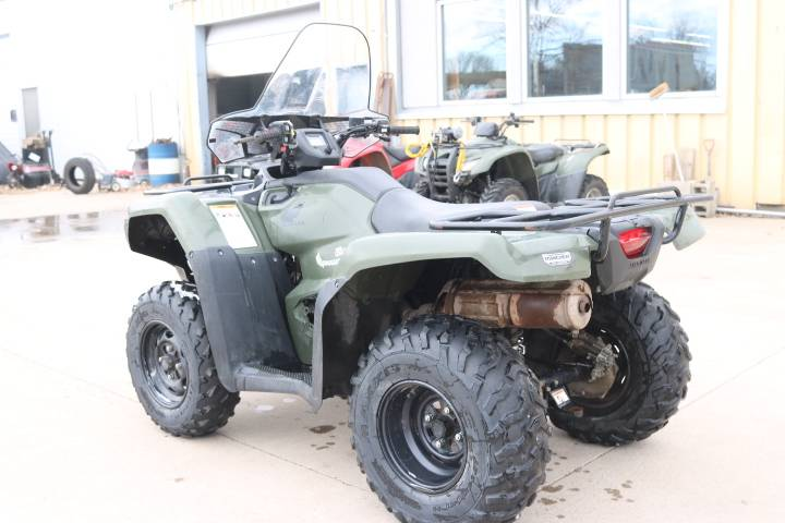 2014 Honda FourTrax® Rancher® 4x4 DCT EPS in Pierre, South Dakota - Photo 3