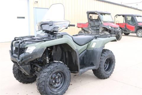 2014 Honda FourTrax® Rancher® 4x4 DCT EPS in Pierre, South Dakota - Photo 4