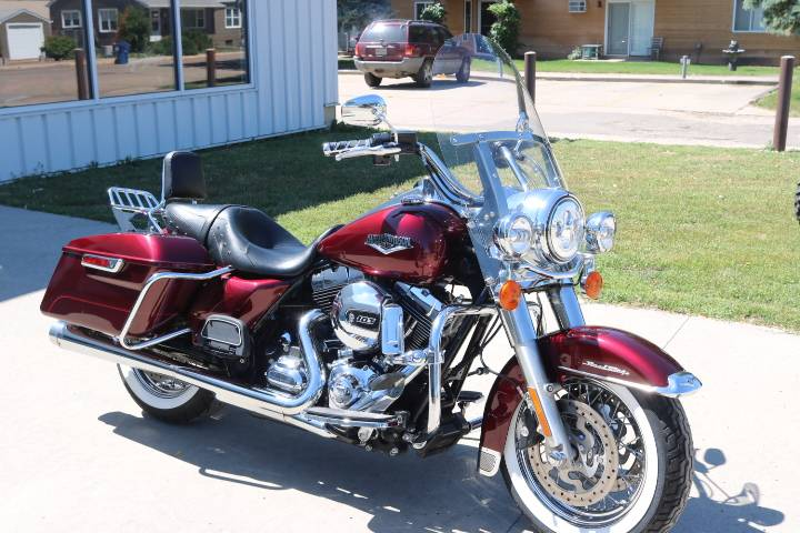 2014 Harley-Davidson Road King® in Pierre, South Dakota - Photo 1
