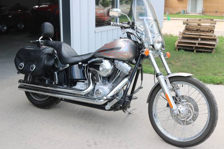 2007 Harley-Davidson Softail Standard in Pierre, South Dakota - Photo 1