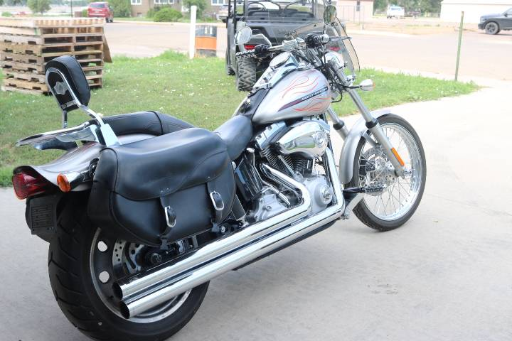 2007 Harley-Davidson Softail Standard in Pierre, South Dakota - Photo 2