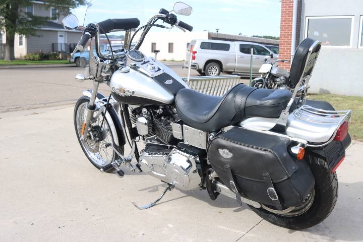 2003 Harley-Davidson FXDWG Dyna Wide Glide® in Pierre, South Dakota - Photo 3