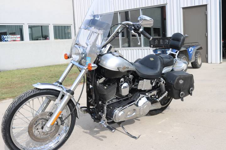 2003 Harley-Davidson FXDWG Dyna Wide Glide® in Pierre, South Dakota - Photo 4