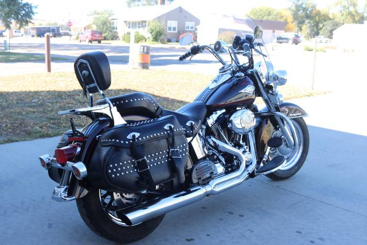2011 Harley-Davidson Heritage Softail® Classic in Pierre, South Dakota - Photo 2