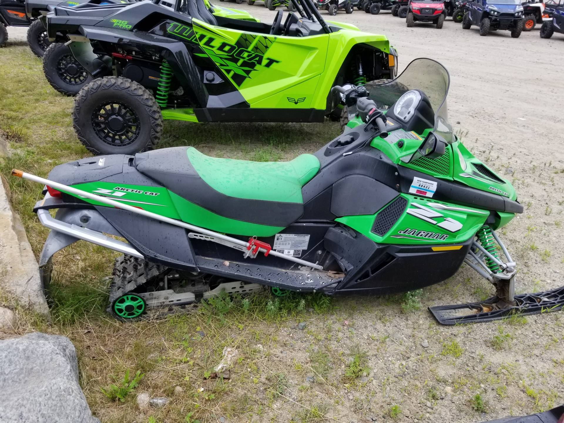 2007 Arctic Cat Jaguar - Z1 in Berlin, New Hampshire