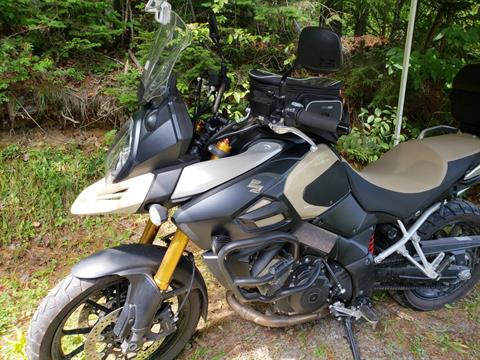 2014 Suzuki V-Strom 1000 ABS in Berlin, New Hampshire