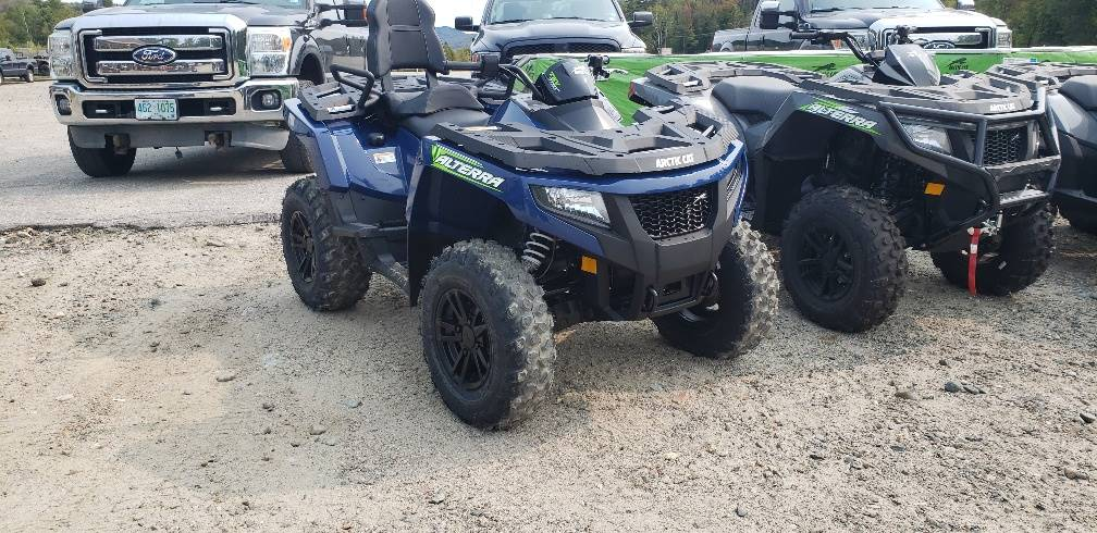 2021 Arctic Cat ALTERRA TRV 700 XT in Berlin, New Hampshire - Photo 1