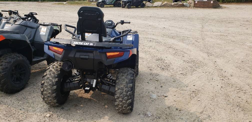 2021 Arctic Cat ALTERRA TRV 700 XT in Berlin, New Hampshire - Photo 3
