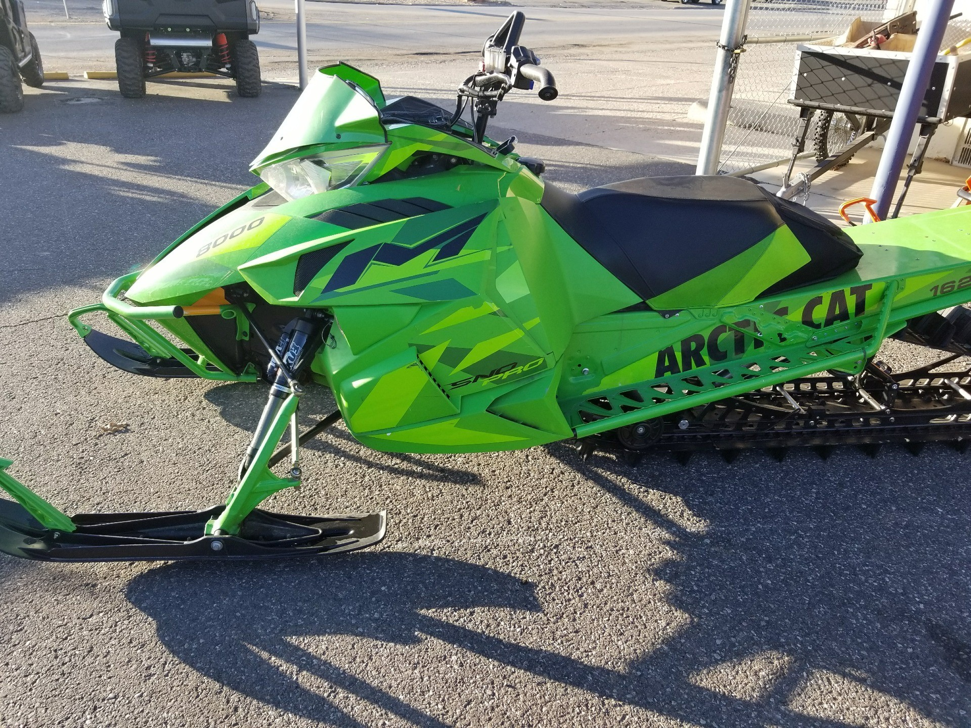 "2016 Arctic Cat M 8000 162"" Limited in Fairview, Utah - Photo 1"