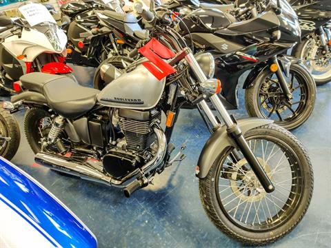 2018 Suzuki Boulevard S40 in Florence, South Carolina - Photo 7