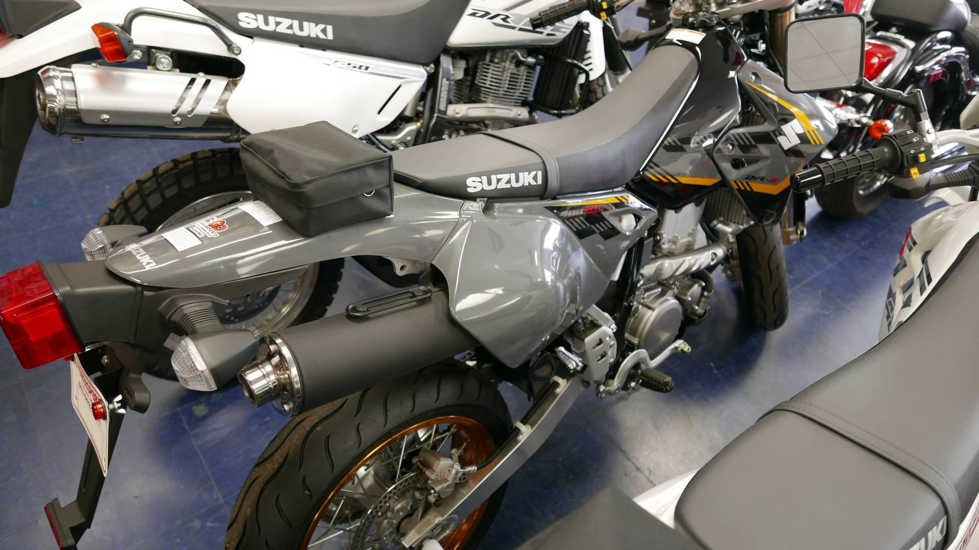 2016 Suzuki DR-Z400SM 1