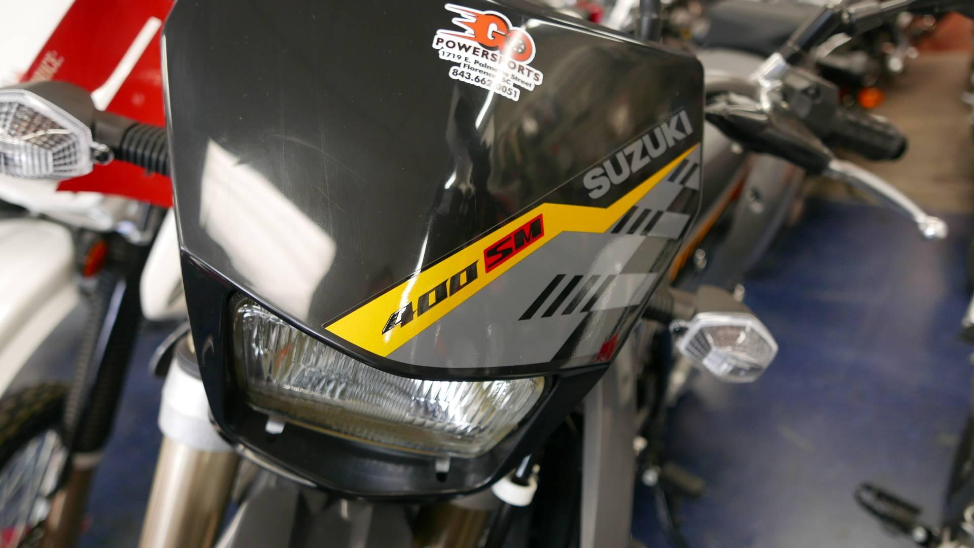 2016 Suzuki DR-Z400SM 8
