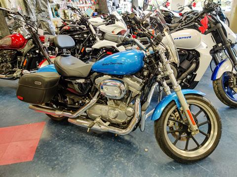 2011 Harley-Davidson Sportster® 883 SuperLow™ in Florence, South Carolina - Photo 1