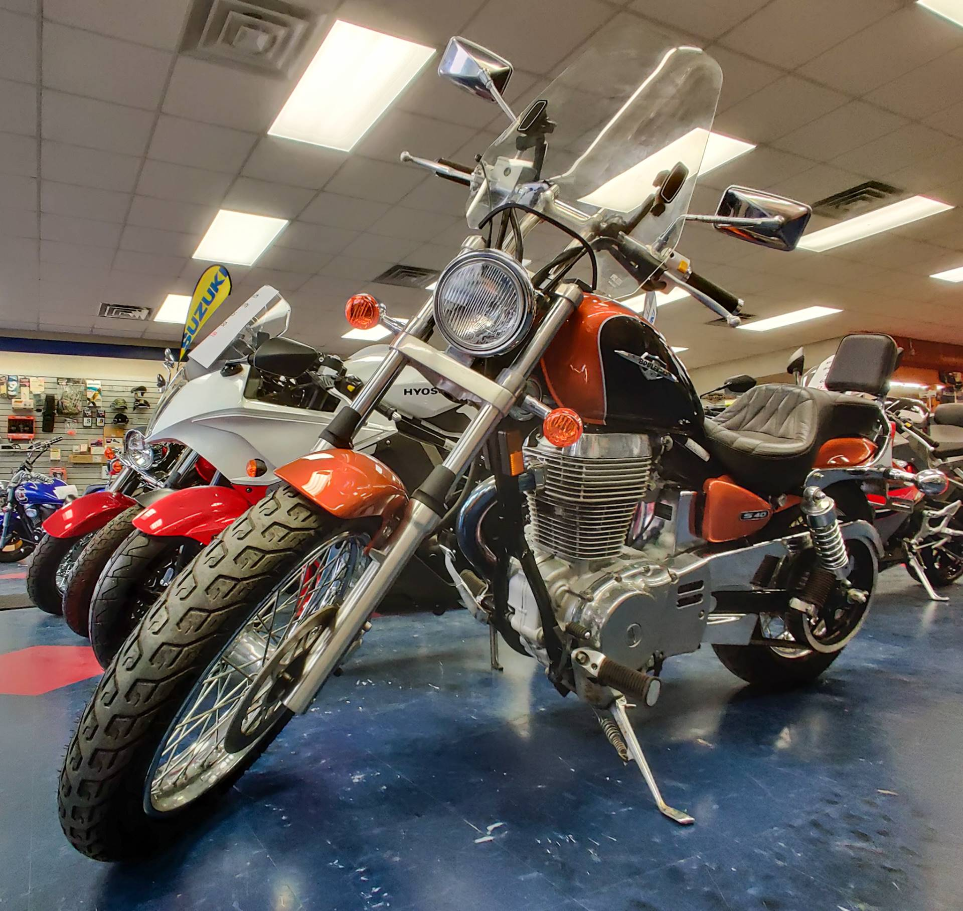 2014 Suzuki Boulevard S40 in Florence, South Carolina - Photo 1