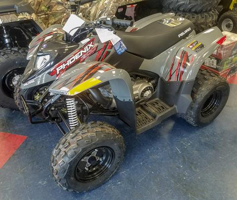 2018 Polaris Phoenix 200 in Florence, South Carolina - Photo 2