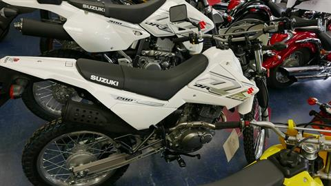 2018 Suzuki DR200S in Florence, South Carolina