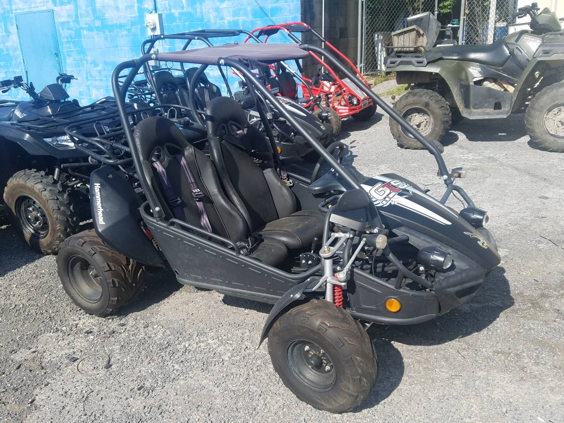 2013 Hammerhead Off-Road GTS 150 in Florence, South Carolina