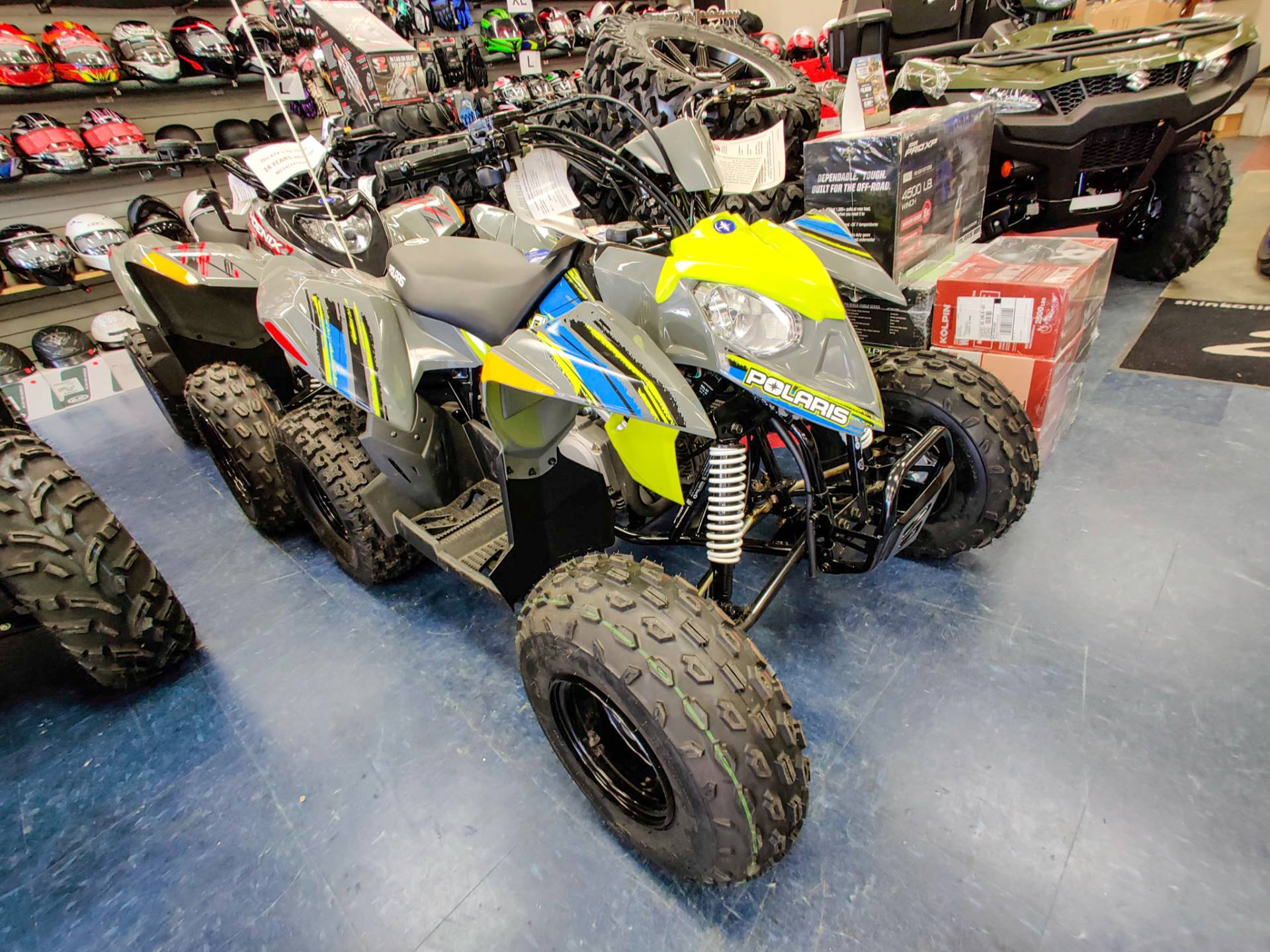 2019 Polaris Outlaw 110 in Florence, South Carolina - Photo 1