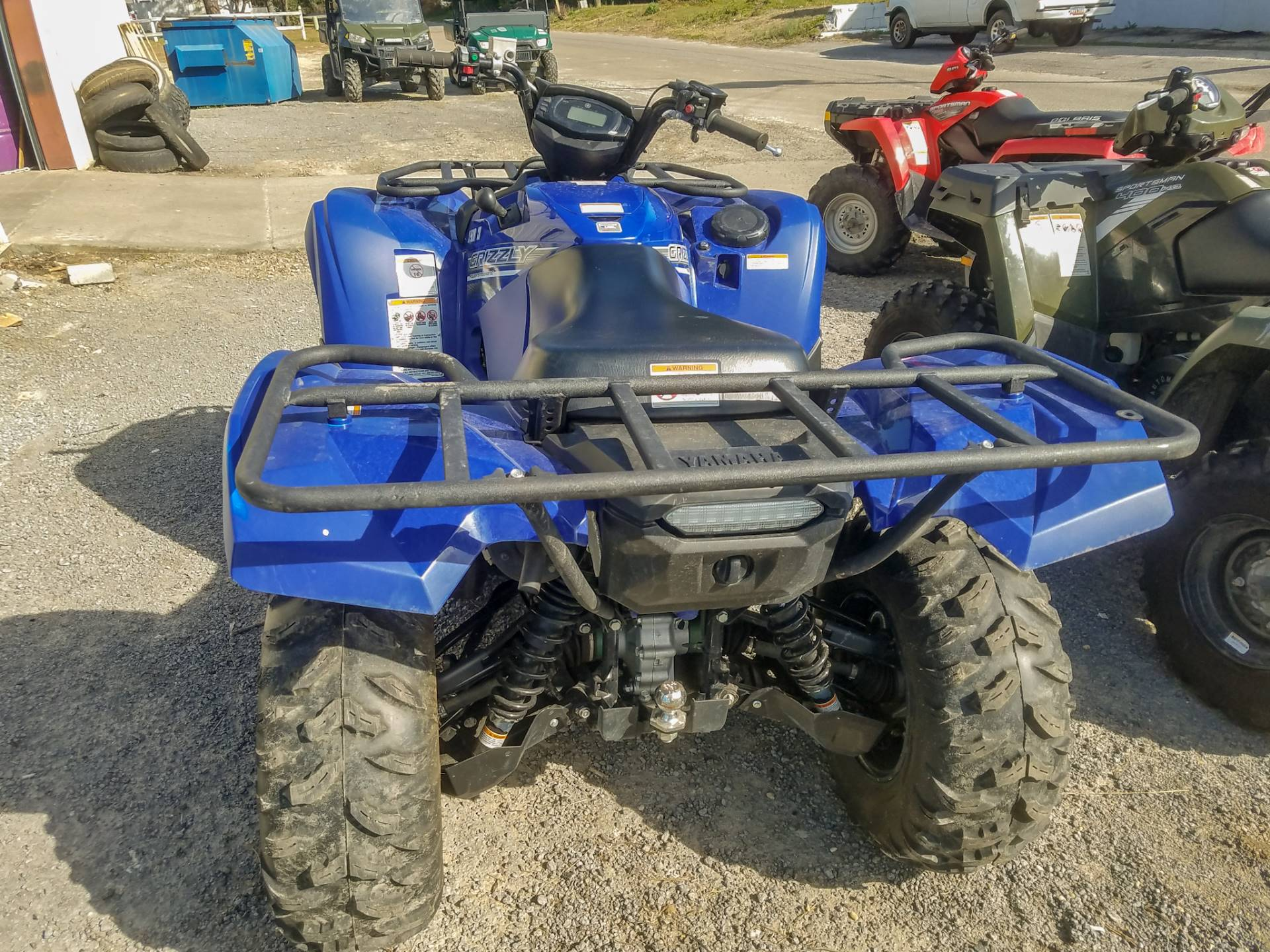 2016 Yamaha Grizzly EPS in Florence, South Carolina