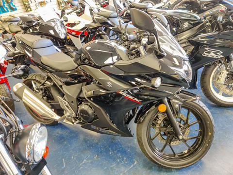 2018 Suzuki GSX250R in Florence, South Carolina - Photo 1