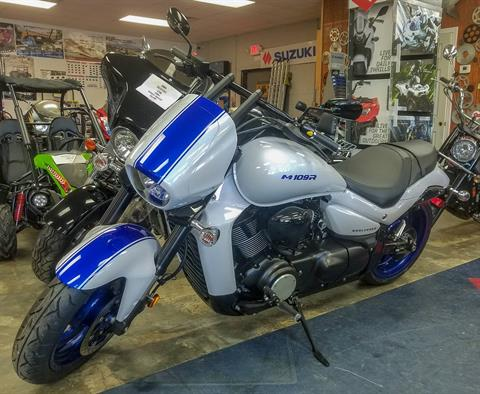 2019 Suzuki Boulevard M109R B.O.S.S. in Florence, South Carolina - Photo 2