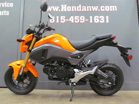 2018 Honda GROM125J in Crystal Lake, Illinois - Photo 2