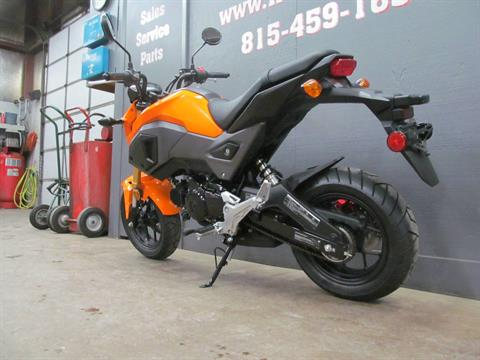2018 Honda GROM125J in Crystal Lake, Illinois - Photo 6