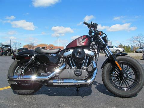 2018 Harley-Davidson Forty-Eight® in Crystal Lake, Illinois - Photo 1
