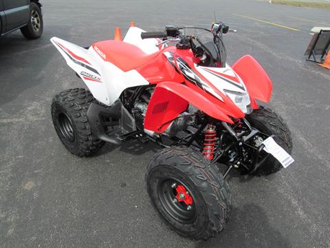 2017 Honda TRX250X Special Edition in Crystal Lake, Illinois