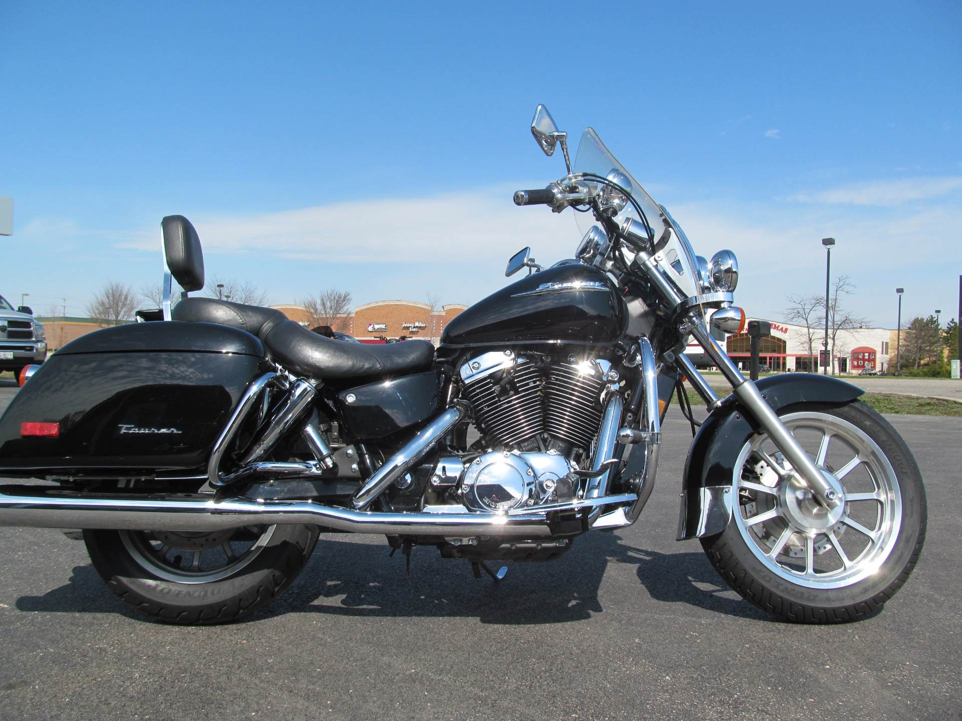 2001 Honda Shadow Ace Tourer in Crystal Lake, Illinois - Photo 1