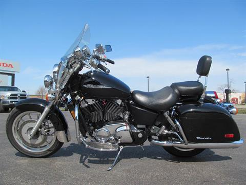 2001 Honda Shadow Ace Tourer in Crystal Lake, Illinois - Photo 2