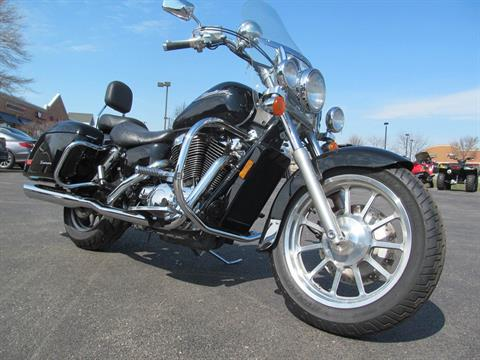 2001 Honda Shadow Ace Tourer in Crystal Lake, Illinois - Photo 3
