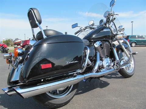 2001 Honda Shadow Ace Tourer in Crystal Lake, Illinois - Photo 5