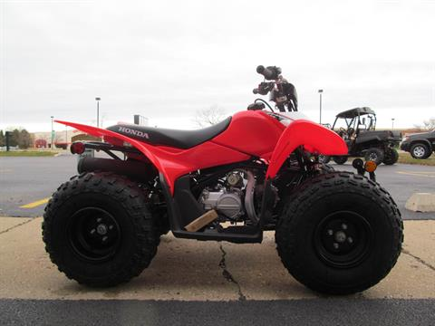 2019 Honda TRX90X in Crystal Lake, Illinois