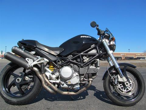 2007 Ducati Monster S2R 800 in Crystal Lake, Illinois - Photo 1