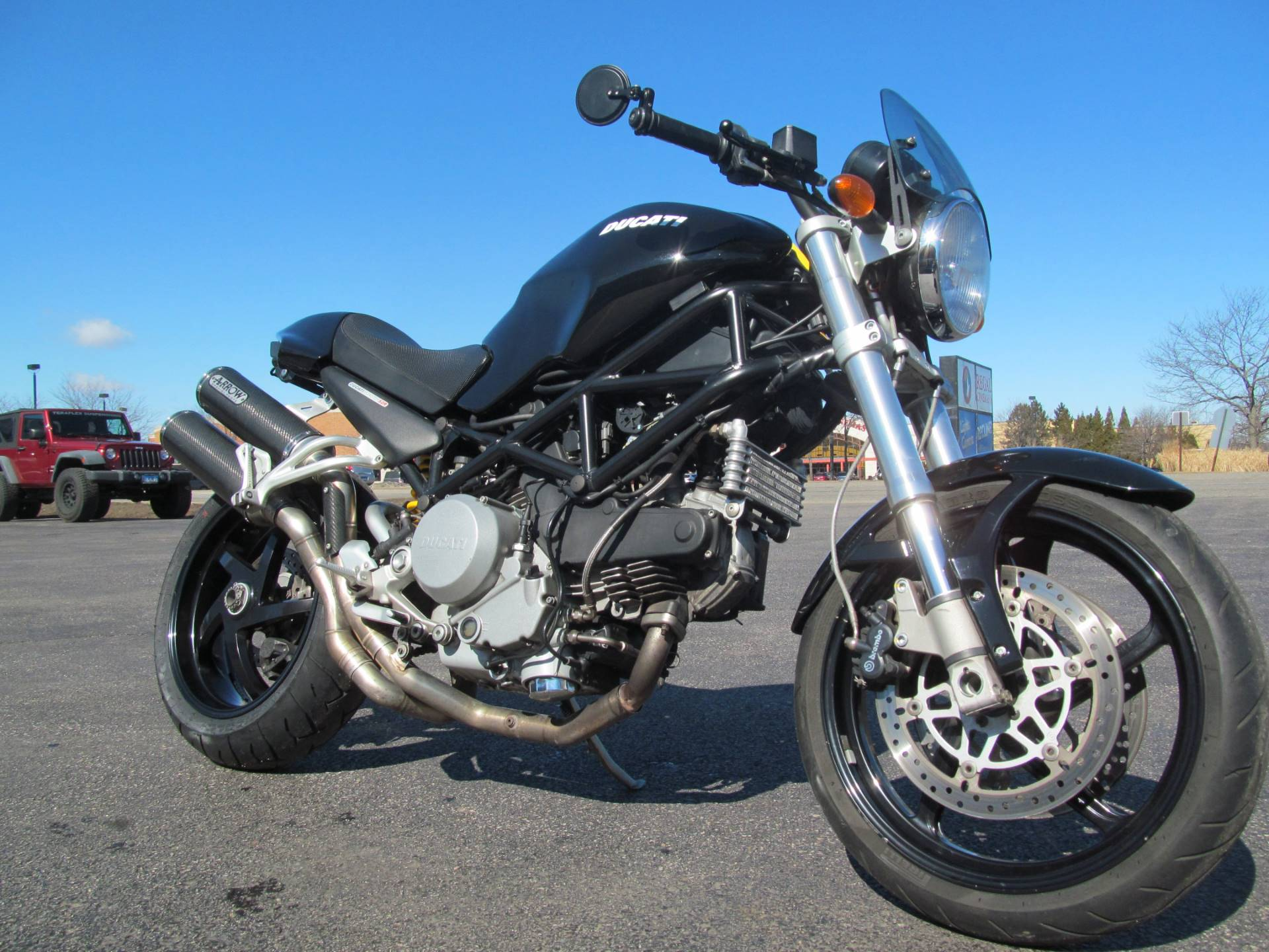2007 Ducati Monster S2R 800 in Crystal Lake, Illinois - Photo 3