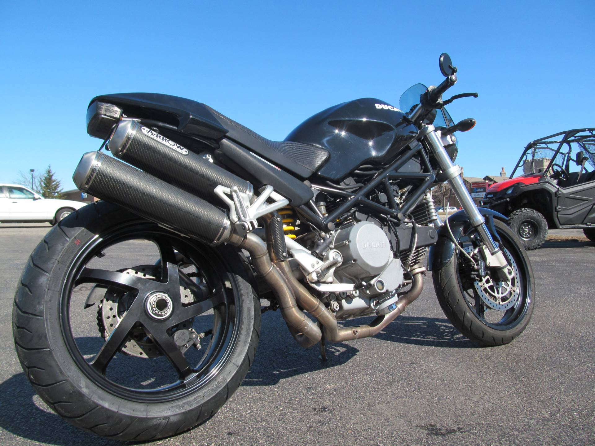 2007 Ducati Monster S2R 800 in Crystal Lake, Illinois - Photo 5