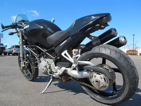 2007 Ducati Monster S2R 800 in Crystal Lake, Illinois - Photo 6