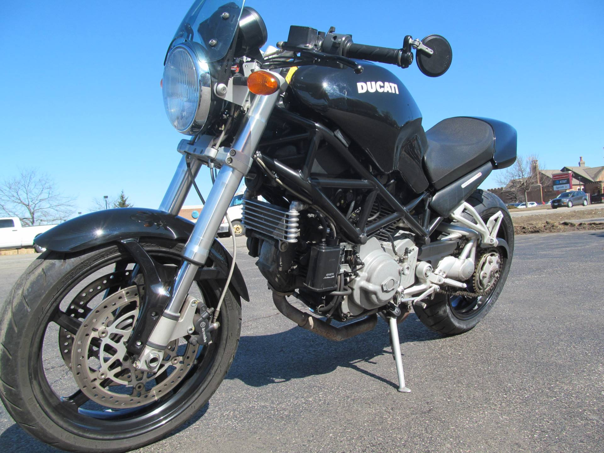 2007 Ducati Monster S2R 800 in Crystal Lake, Illinois - Photo 4