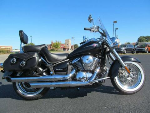 2009 Kawasaki Vulcan® 900 Classic in Crystal Lake, Illinois