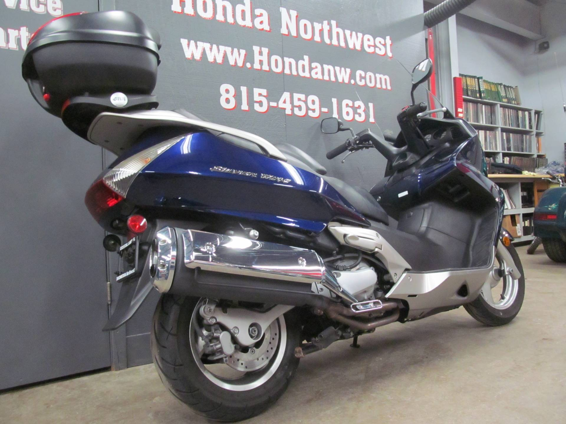 2006 Honda Silver Wing® in Crystal Lake, Illinois - Photo 5