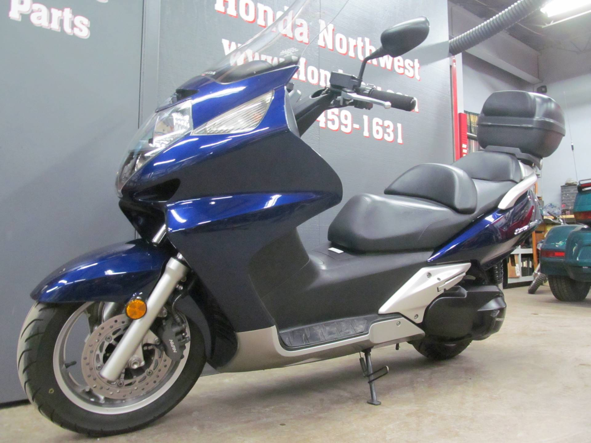 2006 Honda Silver Wing® in Crystal Lake, Illinois - Photo 4