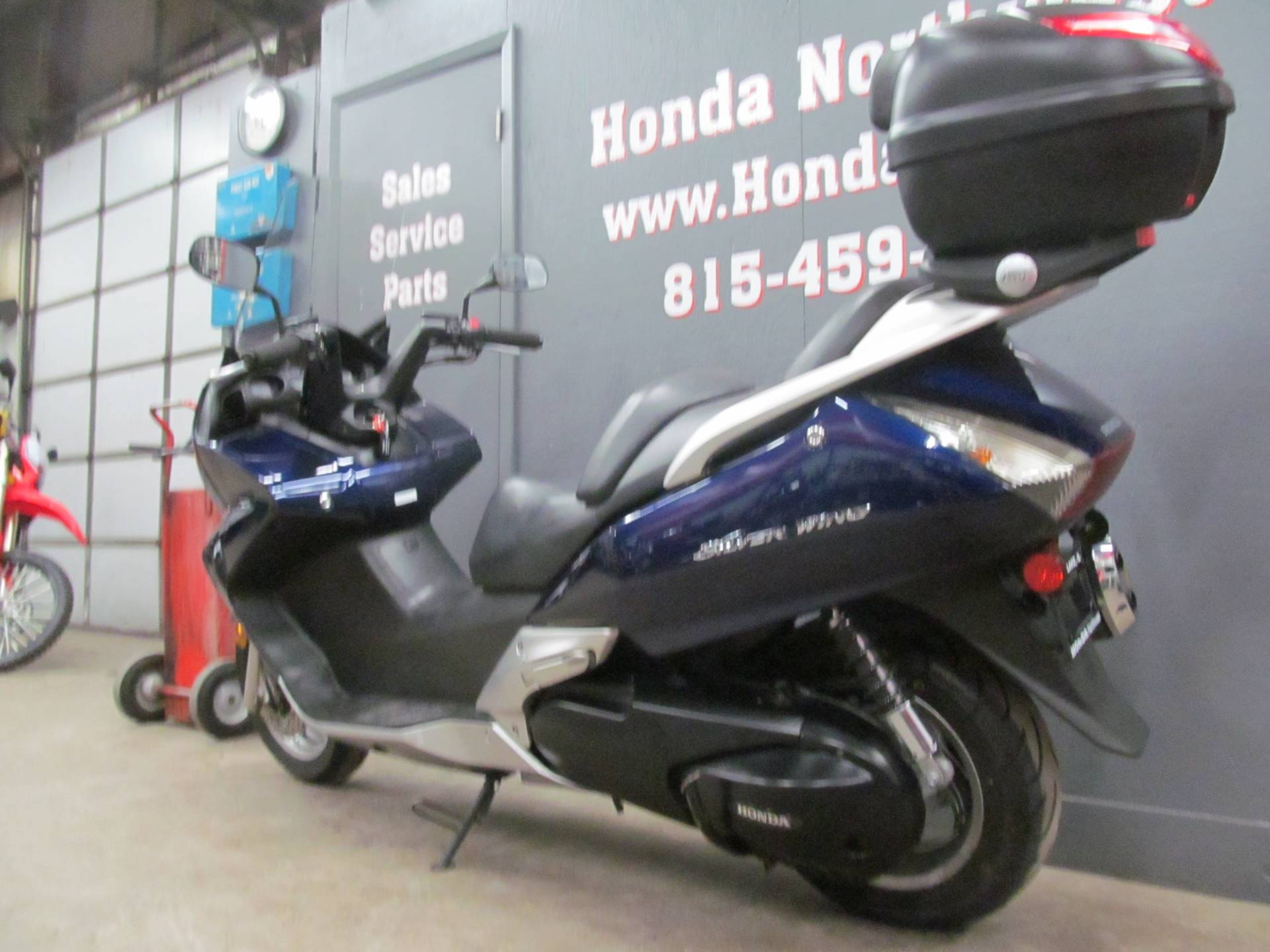 2006 Honda Silver Wing® in Crystal Lake, Illinois - Photo 6