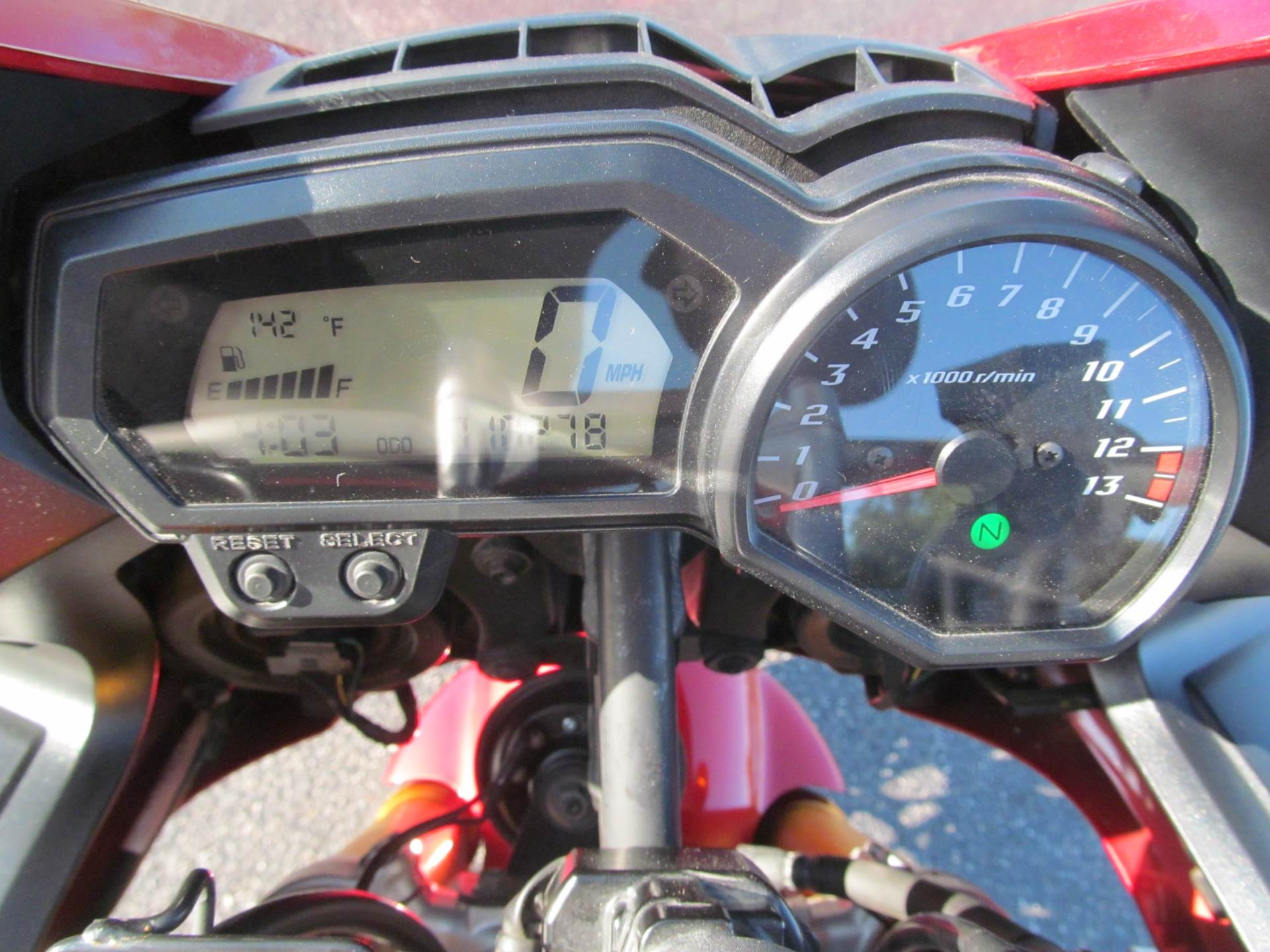 2008 Yamaha FZ1 in Crystal Lake, Illinois - Photo 8