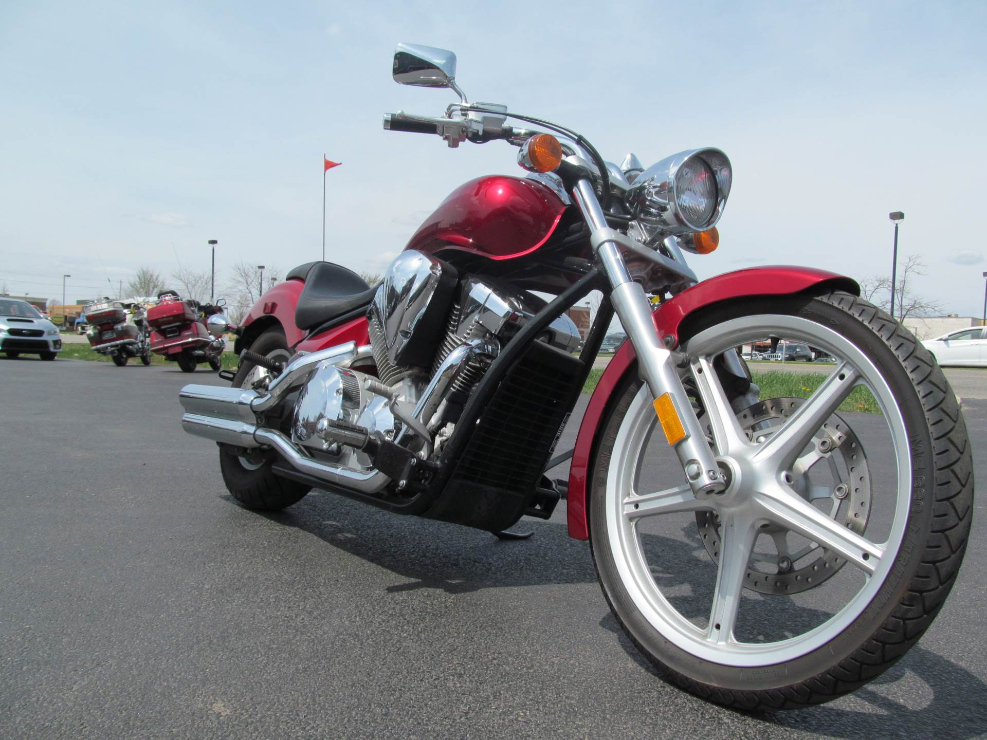 2010 Honda Sabre in Crystal Lake, Illinois