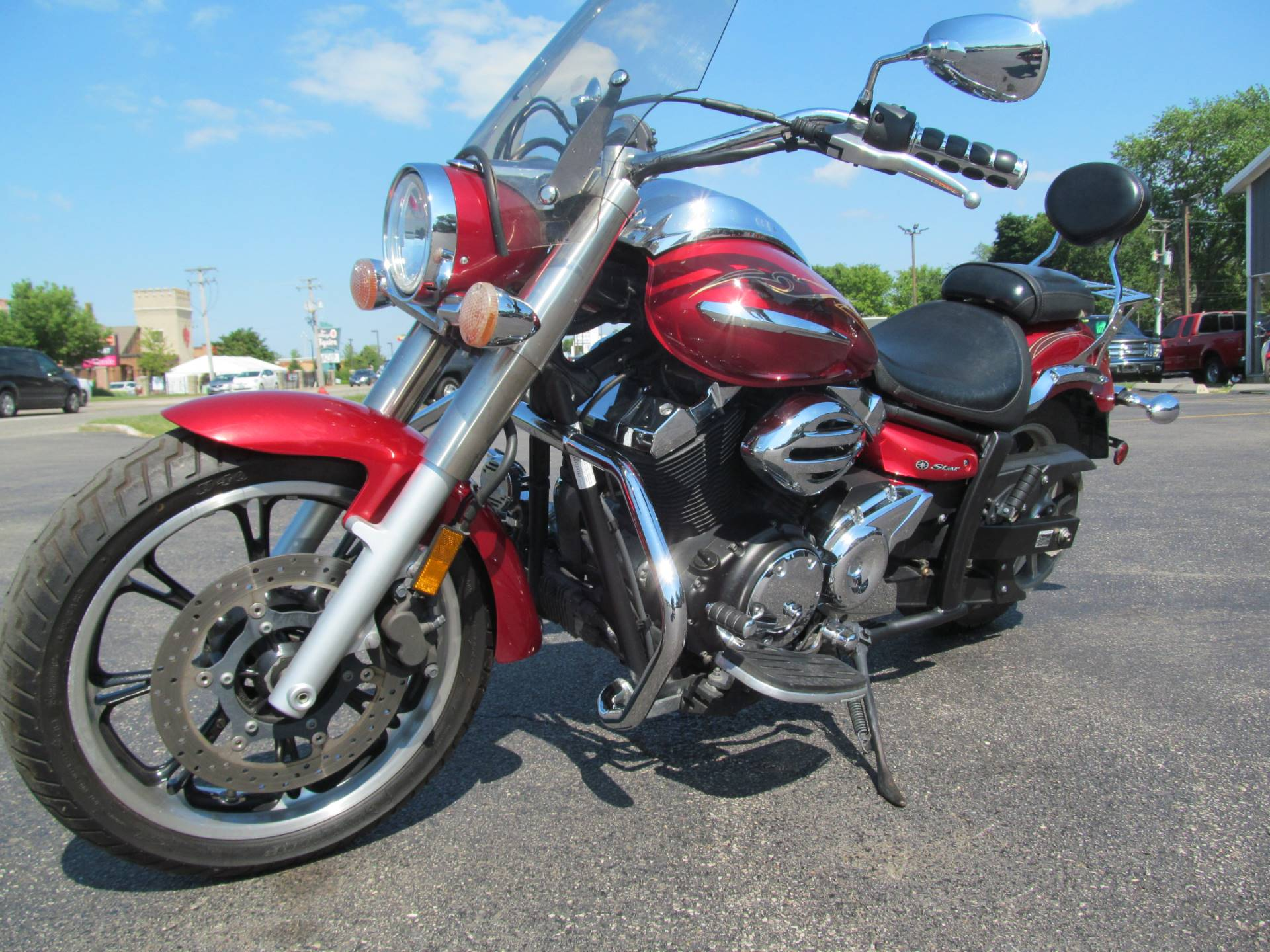2009 Yamaha V Star 950 in Crystal Lake, Illinois - Photo 3